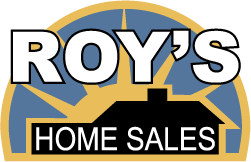 Roy's Home Sales
