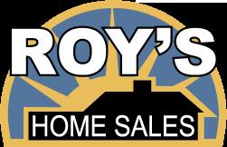 Roy's Home Sales